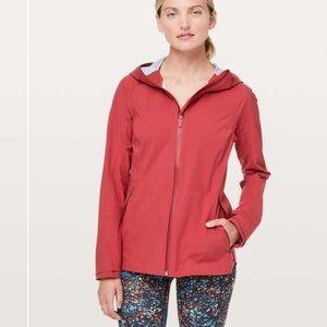 NWT Lululemon The Rain Is Calling Jacket II